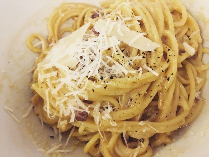 Videorecept: Talianske špagety Carbonara