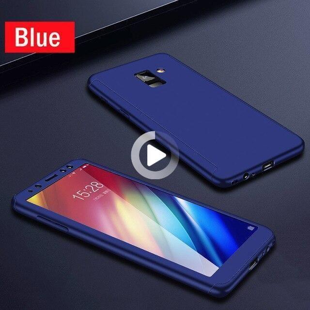 360 Full Cover Handyhulle Fur Samsung Galaxy A40 A50 A60 A70 M30 M10 M20 A10 A20 A30 A5 A7 A6 I 2021