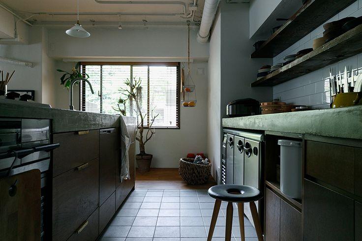アウドドアと暮らしの融合大空間のLDKがつくり出す自然の中のような心地よさ | ToKoSie ー トコシエ