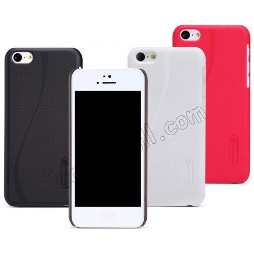 Nillkin+Super+Frosted+Shield+Hard+Back+Case+Cover+for+iPhone+5C