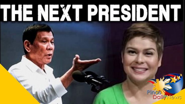 President Duterte Wants Sara Duterte be the Next President Of the Philippines