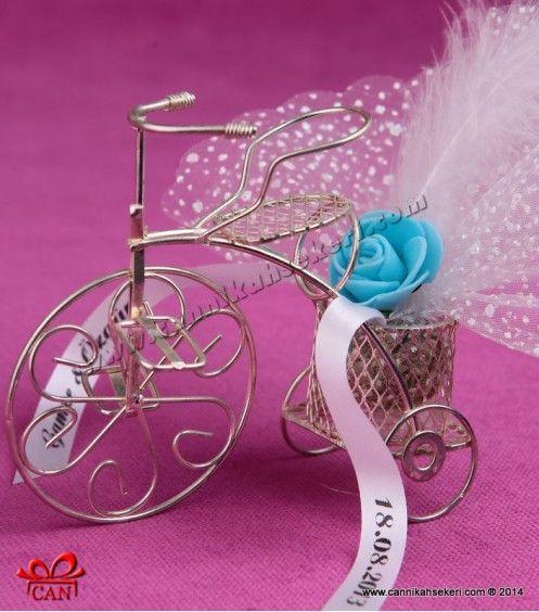 Bisiklet Nikah Şekeri MT11  #nikahsekeri #cannikahsekeri #wedding #weddingcandy #gift #bride #gelinlik #dugun #davetiye #seker #love #fashion #life #me #nice #fun #cute
