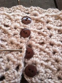 Cate Crochets: Adjustable Boot Cuffs Crochet Pattern--Looks Like I can follow this - like the pics along the way.