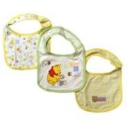 Disney Baby Bibs 3 Pack Winnie the Pooh