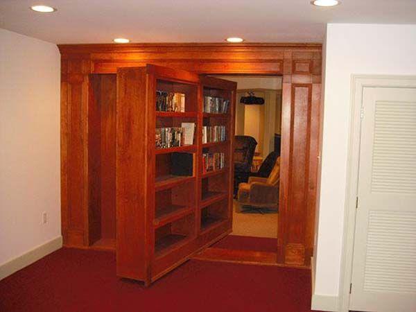 Sembra una biblioteca, ma in realtà è un cinema?