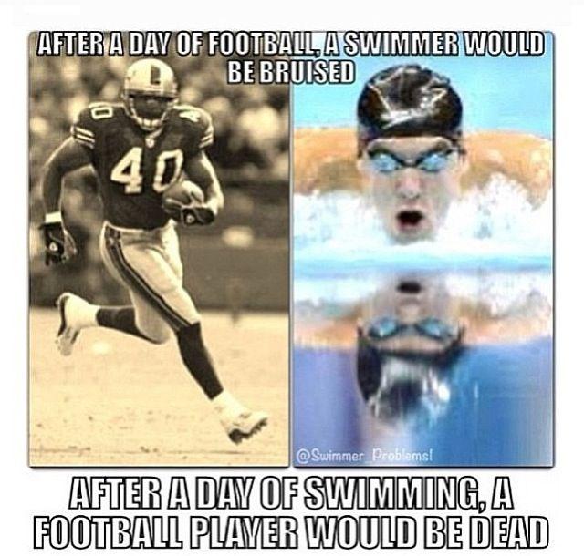 So true!!! Hahahahahahahha  Simmers > football players