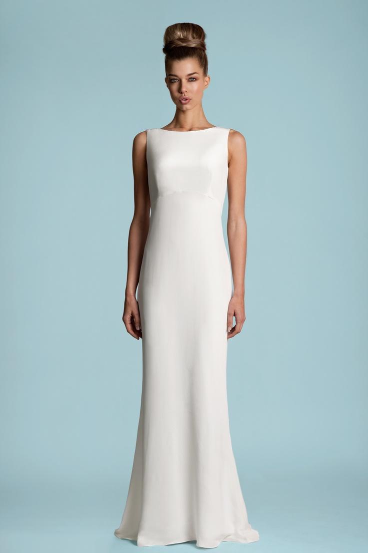 Vintage Lace Wedding Dresses Acanthus Lara Hannah