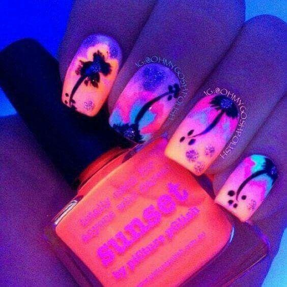 341 best uas images on pinterest nail design nail scissors and sunset nails girly cute nails girl nail polish nail pretty girls pretty nails nail art nail ideas nail designs glow nails glow in the dark nails prinsesfo Image collections