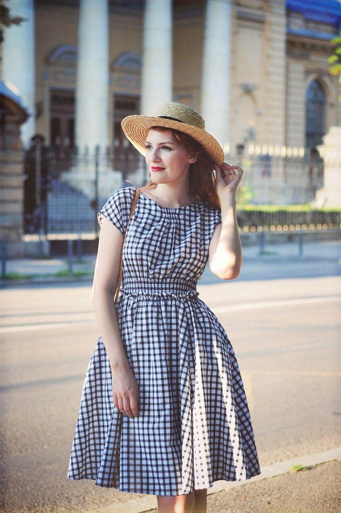 фото платье ретро весна присуждается