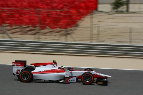 GP2 Series: le pilote belge Stoffel Vandoorne en première ligne à Bahrein | Fil info Sport Auto - lesoir.be
