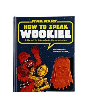 how to speak wookiee waterstones