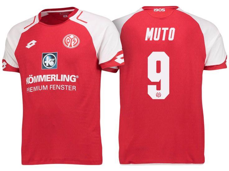 FSV Mainz 05 Jersey yoshinori muto 17-18 Home Shirt