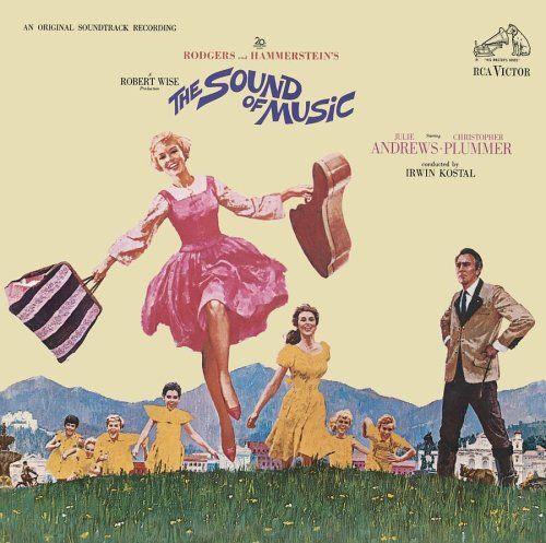 The sound of music, ik heb de film, als kind zijnde, 2x in de bioscoop gezien en deze plaat hadden we thuis ook.: Film, Time, Favorite Things, Musicals, Julie Andrews, The Sound Of Music, Favorite Movies, Doctor