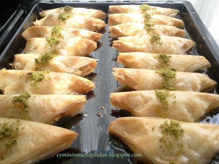 Emel'in Mutfağı: Baklava Yufkasından Şöbiyet
