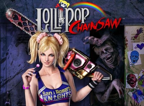 Lollipop Chainsaw! I love this Game!!!