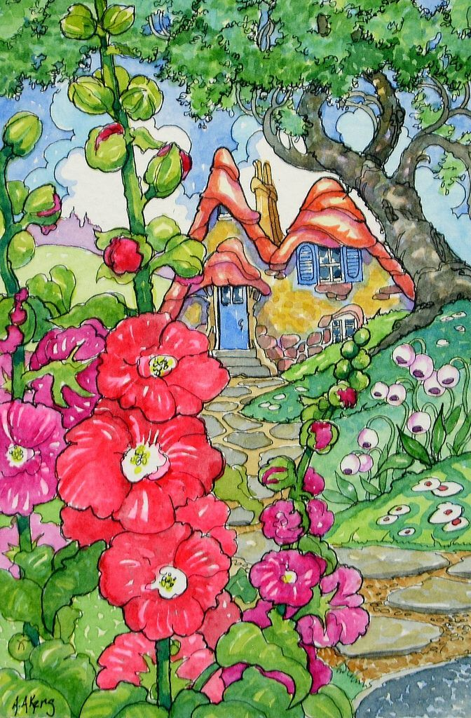 76 best storybook cottage series fairy images on pinterest