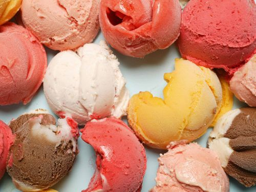 This restaurant serves a gelato sundae that tastes like Caprese salad, and we have feelings