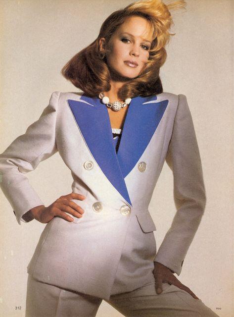 Rosie Vela 1980s