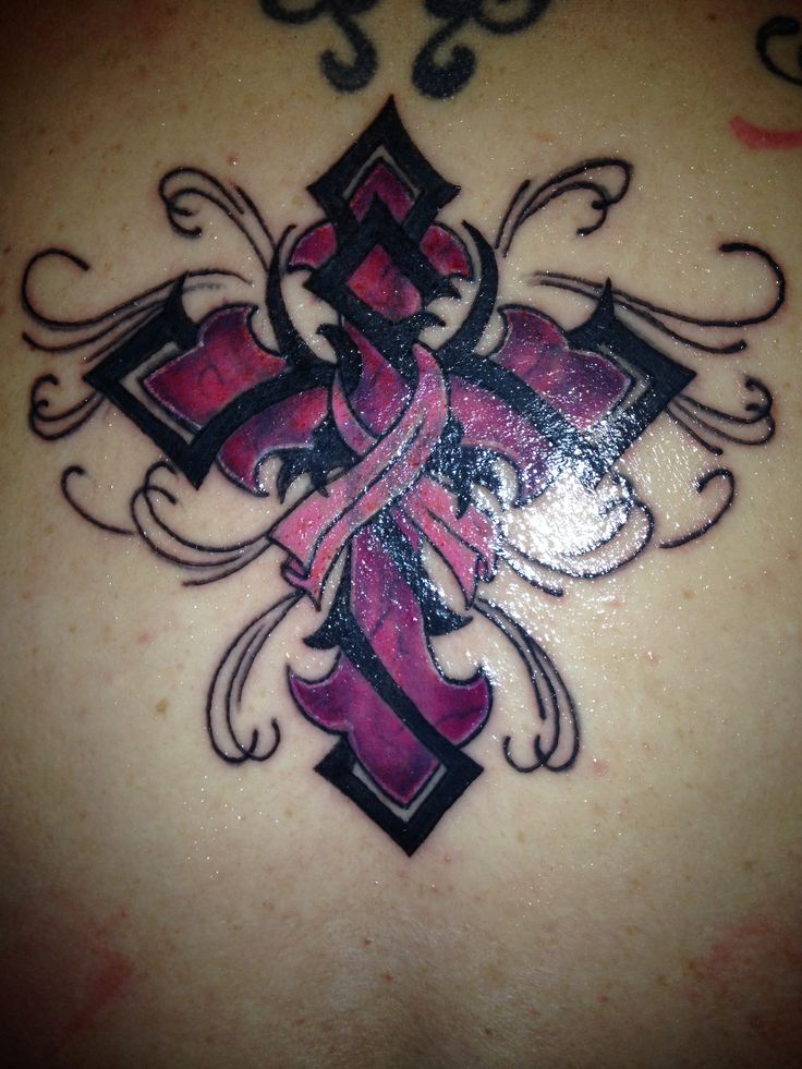 147 best tattoo awareness ribbon designs and ideas images