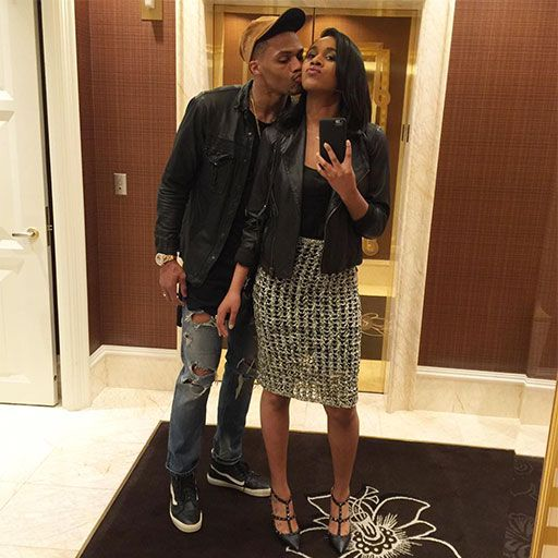 The Westbrooks - Meet the Westbrooks: 18 Reasons Russell Westbrook and His Wife are The Cutest