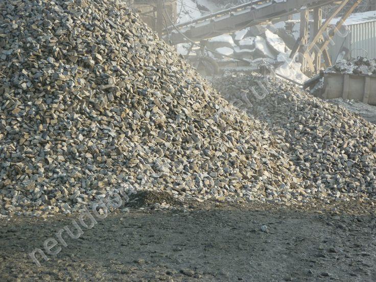 Щебень с доставкой в Ростов-на-Дону, продажа щебня песчаника в Ростовской области.
