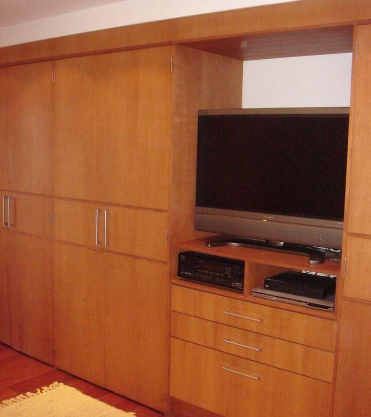 47 best de madera images on pinterest wood dream for Diseno de dormitorios modernos