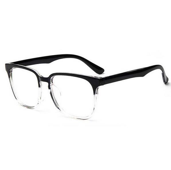 Computer Sports Square eye glasses Men frames Male eyeglasses optical frame Clear Lens oculos de grau Masculino Spectacles frame