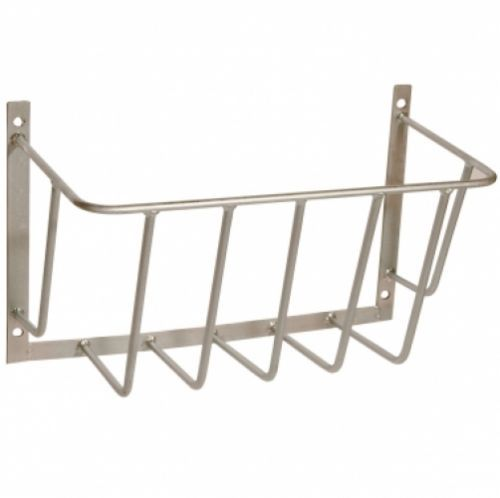 Kerbl Hay Rack with 80 mm Bar Spacing 3269 KERBL HAY RACK WITH 80 MM BAR SPACING 3269  --------------------------------------------------------------------------------    DESCRIPTION:    This Kerbl hay rack presents an ideal way of providing your horses with a constant supply of fresh hay and grass.    This hay rack, with its heavy-duty design, can be mounted on the wall. A steady supply of hay and other foods is beneficial to your horse's health, and keeping them in the hay rack avoids them…