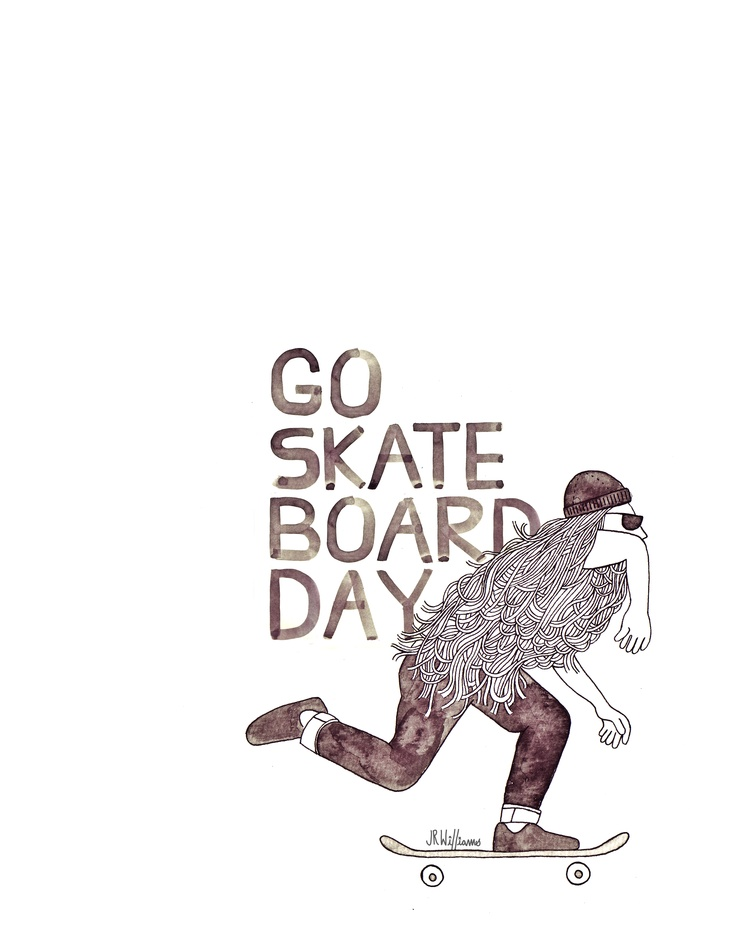 Go Skateboard Day, June 21!