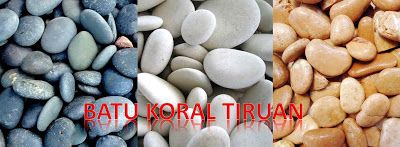 Batu Koral Tiruan