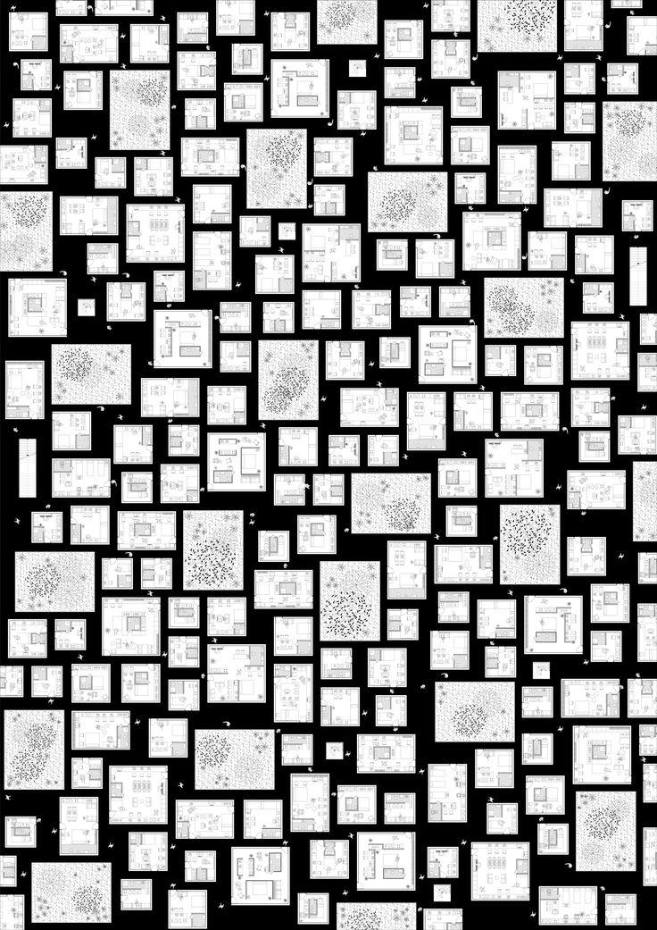 Modern Architecture Blueprints 149 best housing images on pinterest | architecture plan, floor