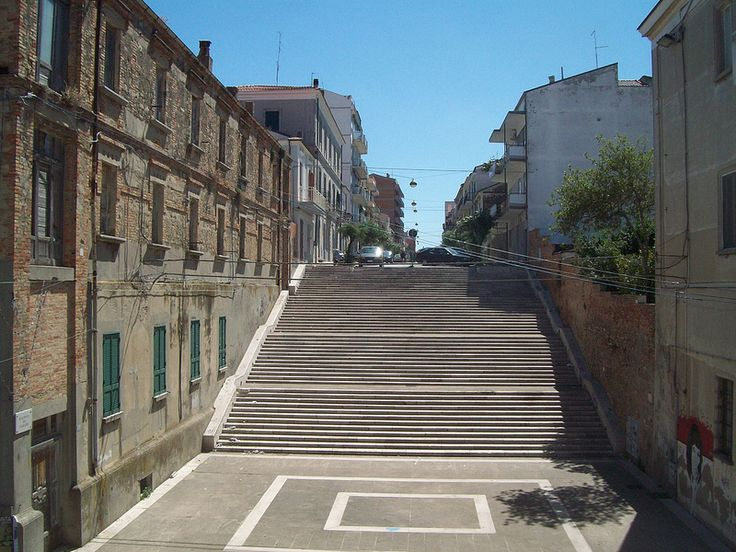 Termoli, Molise Italy