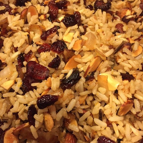 """Harvest Rice Dish 