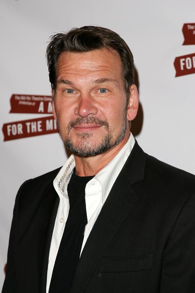 Celebrities Who Died of Cancer: Patrick Swayze