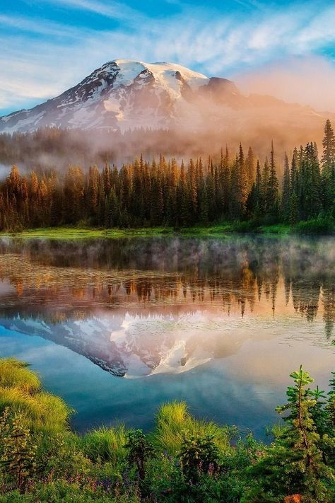 Best Iphone Wallpapers 4k Ultra Hd Nature Mountain Forest Awesome Lake Landscape Scenery Mountains In Usa