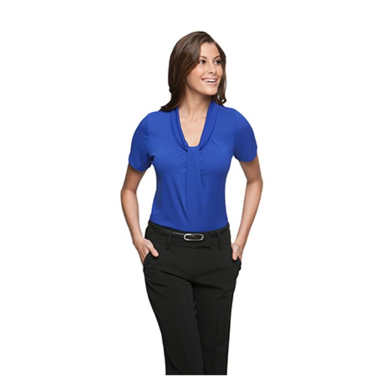 City Collection Pippa Short Sleeve Top – 2222