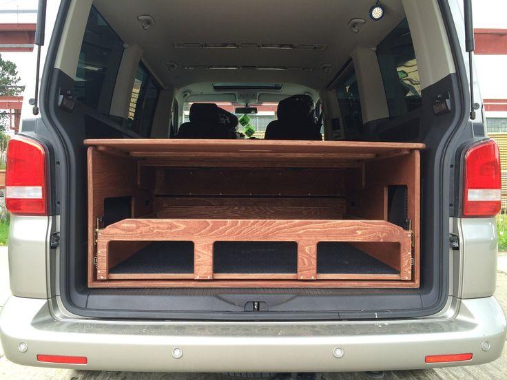 VW T5/T6 Multivan / California Beach TRAVELSLEEPBOX