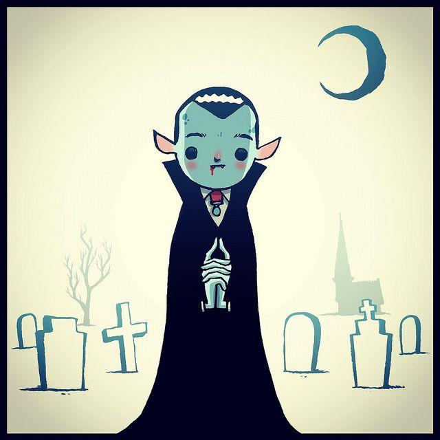 Vampire kid by Hammotime, via Flickr