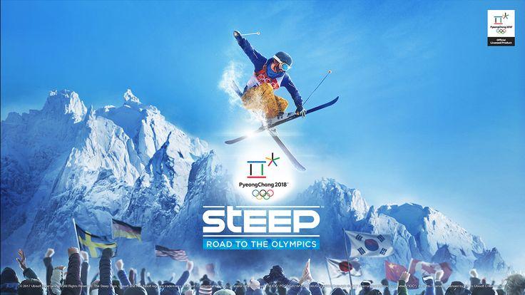 #Steep Road To The Olympics Open Beta Started! MORE➡https://jadorendr.de  @Steep_Game @Ubisoft