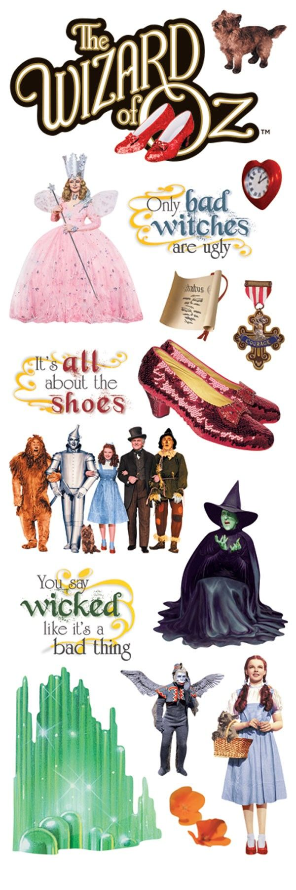 281 best The Wizard of Oz Related Stuff images on Pinterest