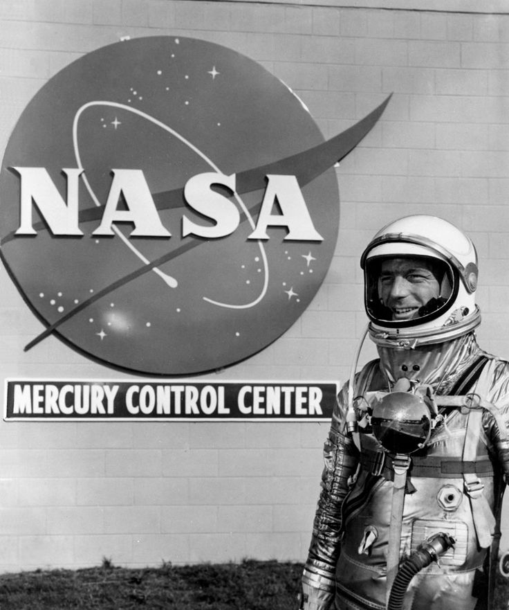 Astronaut Scott Carpenter, Cape Canaveral 1962. See more pics of historic Brevard County at http://spacecoastdaily.com/showme/space-coast-history/