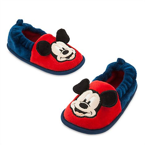 mickey mouse clubhouse slippers for kids disney store