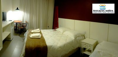 Brazil Hotels: Terrazzo Suites - Capitólio