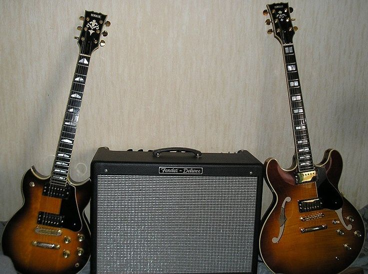 These two Quality Yamaha Guitar models share many components