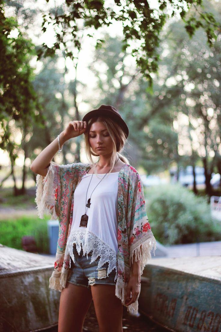 The Anita Kurkach Diaries: Kimono!