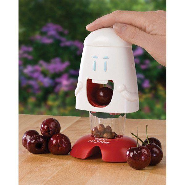Cherry Chomper® Cherry Pitter