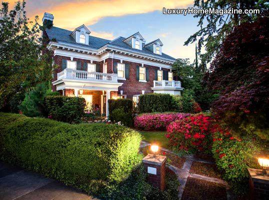 Best Portland Oregon Luxury Homes Images On Pinterest Central - Portland oregon luxury homes