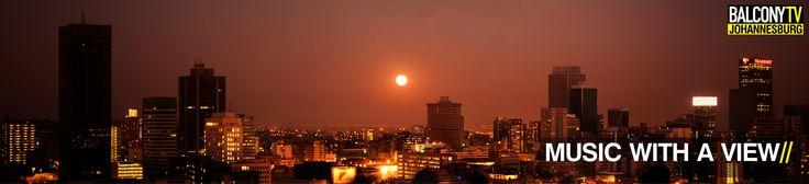 The Super Moon rises over Johannesburg...