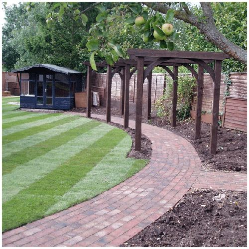 Backyard Pathways best 25+ brick pathway ideas on pinterest | walkway ideas, brick