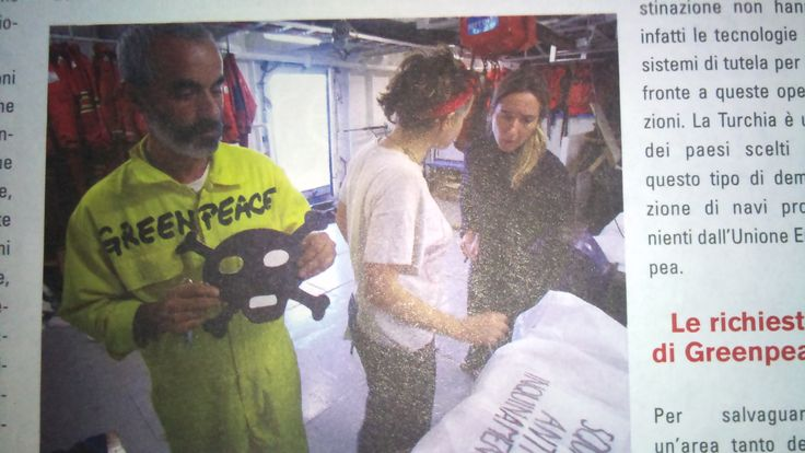 """crew  """"Esperanza"""